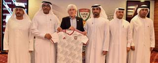 Tân HLV UAE tự tin khuất phục Việt Nam và các đối thủ ở VL World Cup
