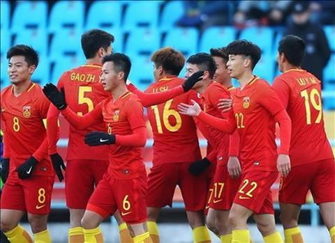 CĐV Hàn Quốc chê U23 Trung Quốc toàn cầu thủ vô danh