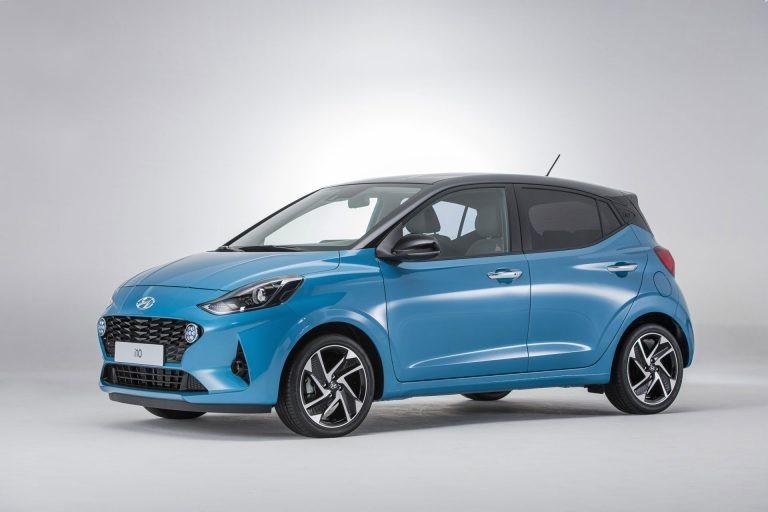 Hai mẫu ô tô mới đẹp và hiện đại của Hyundai, giá chỉ từ 200 triệu