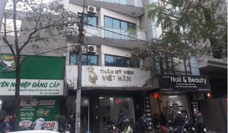 Thêm một trường hợp biến chứng nặng khi hút mỡ tại TMV Việt Hàn
