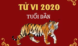 Tử vi năm 2020 Canh Tý của tuổi Dần: Tài lộc thăng hoa, thoát khỏi Thái Tuế