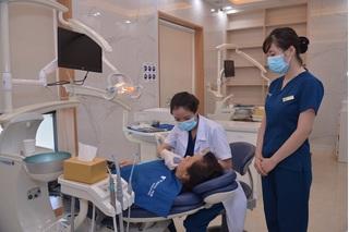 Sử dụng dịch vụ chăm sóc răng miệng chất lượng như ở Singapore ngay tại Việt Nam