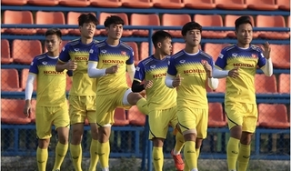 Chốt số áo U23 Việt Nam ở giải châu Á: Bất ngờ chủ nhân áo số 10 của Công Phượng