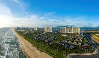 Cảm hứng làng chài trong kiến trúc khu nghỉ dưỡng 5 sao tại Bãi Dài, Cam Ranh