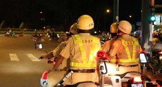 Ngăn chặn đua xe, Trung úy CSGT bị 'quái xế' tông tử vong