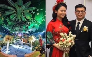Lộ diện đôi uyên ương trong đám cưới '54 tỷ' ở Quảng Ninh