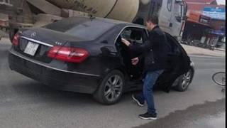 Cán bộ công an Lạng Sơn lái Mercedes gây tai nạn chết người