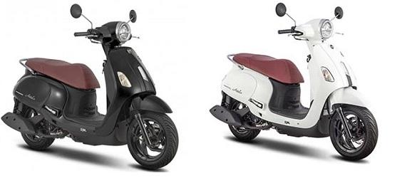 SYM Attila 125 phiên bản mới giá 32,99 triệu đồng