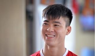 Đỗ Duy Mạnh nhắn nhủ các cầu thủ U23 Việt Nam trước thềm giải châu Á