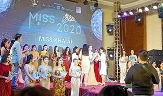Đơn vị tổ chức thi hoa hậu 'chui' tại khách sạn 5 sao bị phạt kịch khung
