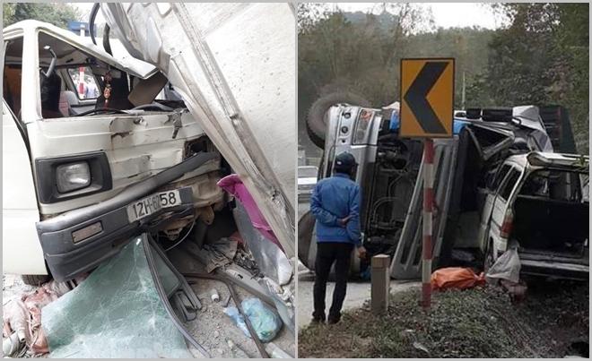 Tài xế container gây tai nạn nghiêm trọng ở Lạng Sơn vẫn đang bỏ trốn