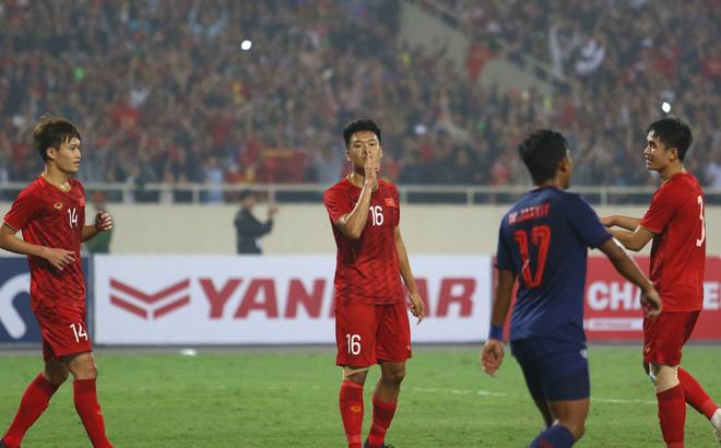 U23 Thái Lan không hề thua kém Việt Nam