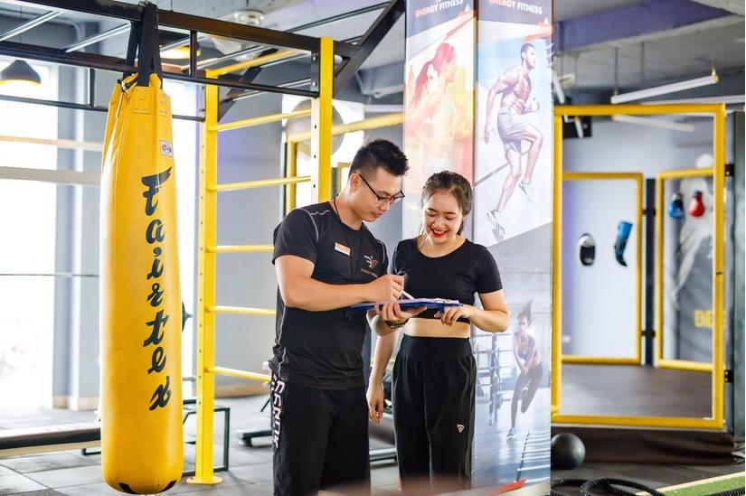 9X Quảng Ninh làm nghề PT phòng gym không phải là nơi đầy rẫy cám dỗ