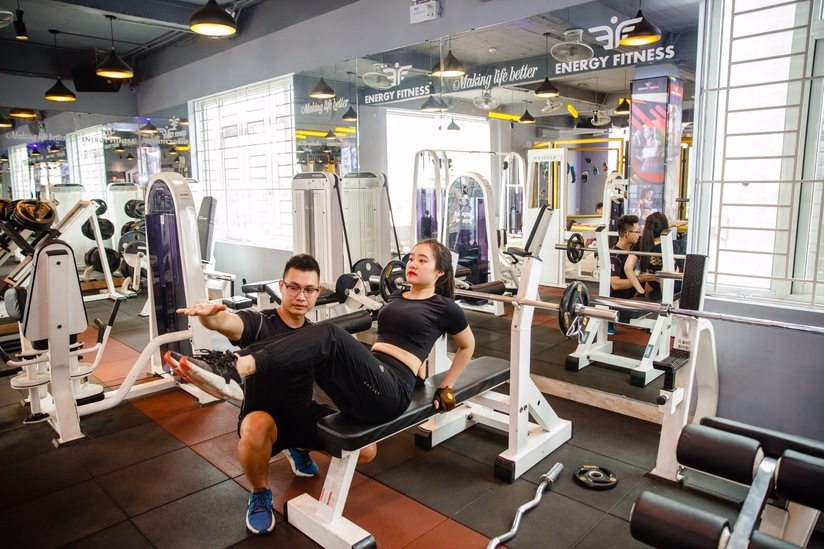9X Quảng Ninh làm nghề PT phòng gym không phải là nơi đầy rẫy cám dỗ7