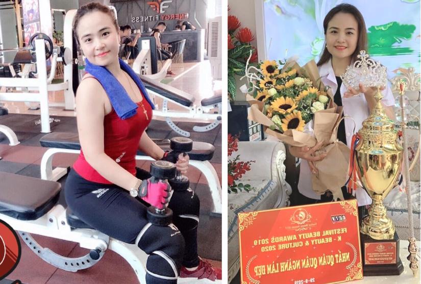 9X Quảng Ninh làm nghề PT phòng gym không phải là nơi đầy rẫy cám dỗ5