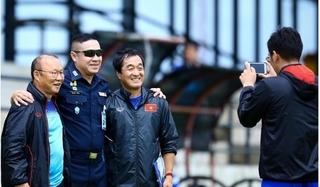 HLV Park Hang Seo bất ngờ trợ giúp Thái Lan trước trận gặp U23 Bahrain