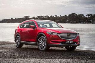 Mazda CX-8 2020 giá từ 1 tỷ đồng, thêm loạt nâng cấp để 'đấu' Hyundai Santafe