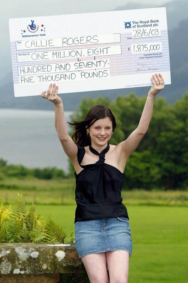 Cuộc sống của cô gá 16 tuổi khi trúng số hơn 50 tỷ2