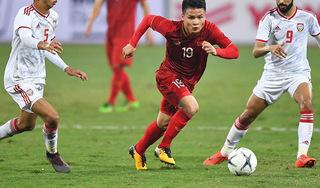 Báo Trung Quốc nhận định về trận U23 Việt Nam- U23 UAE