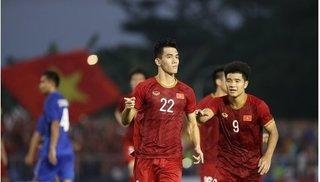 Đội hình dự kiến trận U23 Việt Nam-U23 UAE: Tiến Dũng dự bị?