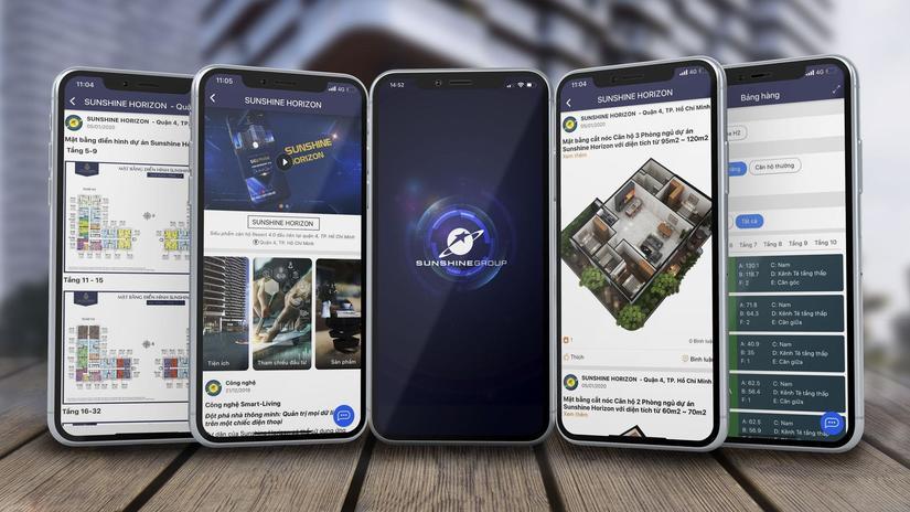 Ra mắt Sunshine App - Một ứng dụng thay cho mọi ứng dụng