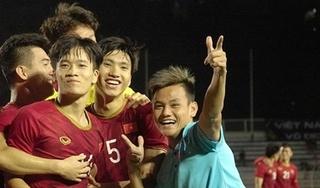 TRỰC TIẾP U23 Việt Nam - U23 UAE: Bùi Tiến Dũng bắt chính