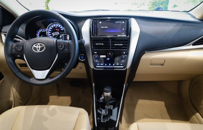 Toyota Vios 2020 thêm nhiều tính năng, giá không đổi2