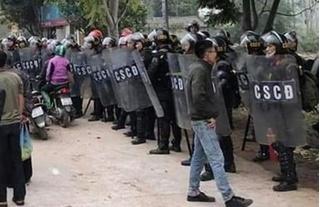 Bác thông tin 5 cán bộ chiến sĩ công an hy sinh ở Đồng Tâm