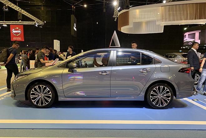 Toyota Corolla Altis 2020 hoàn toàn mới, nhiều nâng cấp