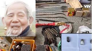 Vụ Đồng Tâm: Khi chết trên tay ông Lê Đình Kình vẫn cầm quả lựu đạn