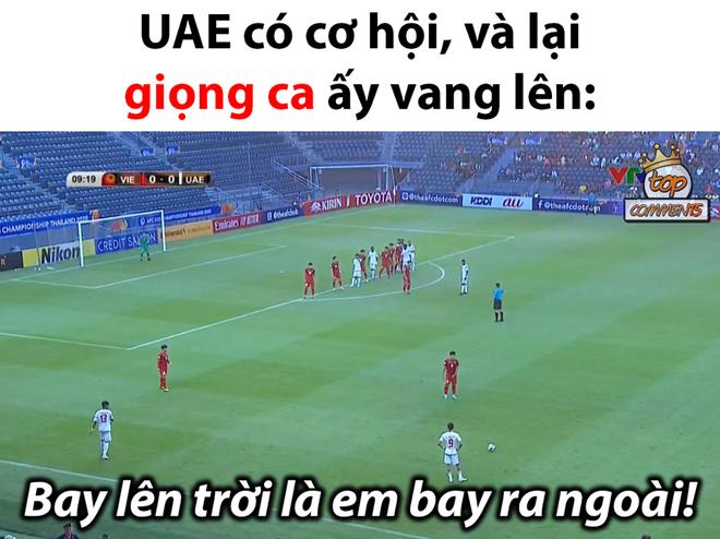 Ảnh chế hài hước trận U23 Việt Nam - U23 UAE10