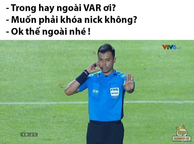 Ảnh chế hài hước trận U23 Việt Nam - U23 UAE8