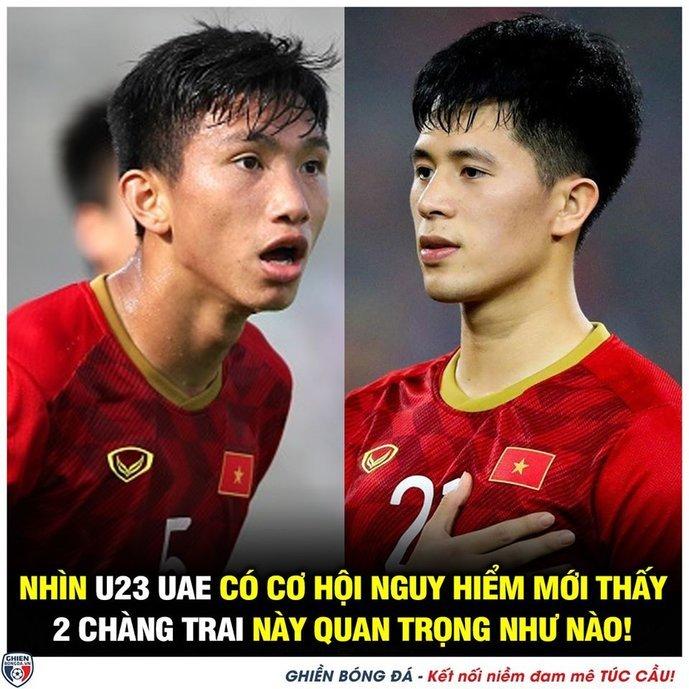 Ảnh chế hài hước trận U23 Việt Nam - U23 UAE6