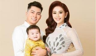 Lâm Khánh Chi tiết lộ điều 'đặc biệt' của con trai 2 tuổi