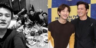 Lộ tin nhắn Jang Dong Gun mở tiệc sex thác loạn khi vợ mang thai?
