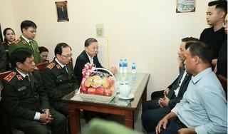 Truy tặng Huân chương Chiến công hạng Nhất cho 3 chiến sĩ hy sinh ở Đồng Tâm
