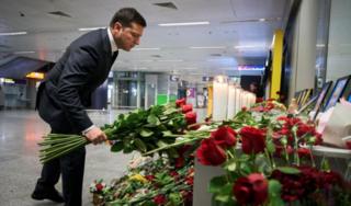 Vụ Iran bắn nhầm máy bay chở khách: Tổng thống Ukraine lên tiếng