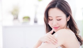 Da mịn màng trắng hồng nhờ kem dưỡng da từ công thức thiên nhiên