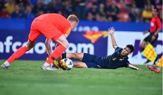 U23 Thái Lan nguy cơ mất cặp tiền đạo ở trận gặp Iraq