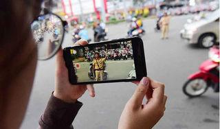 Chính thức: Người dân được quay phim CSGT đang làm nhiệm vụ