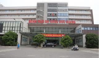 Hà Nội: Nam bệnh nhân tử vong sau khi tiêm thuốc giảm đau