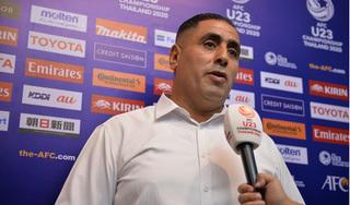 HLV U23 Jordan: 'Tôi đã tìm ra điểm yếu của Việt Nam'