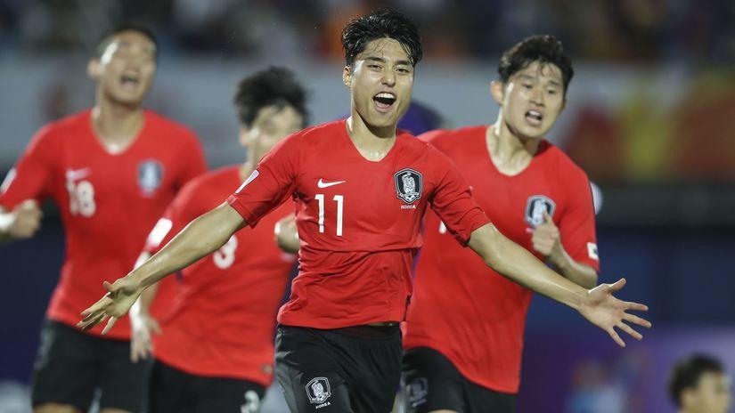 CĐV Hàn Quốc tin rằng đội nhà sẽ đụng độ Việt Nam ở tứ kết