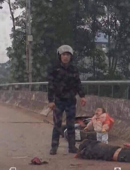 Kinh hoàng thanh niên chém cô gái nhiều nhát tại Thái Nguyên
