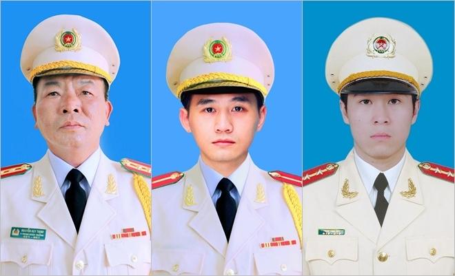 Kế hoạch lễ tang 3 cán bộ chiến sĩ công an hy sinh trong vụ gây rối ở Đồng Tâm