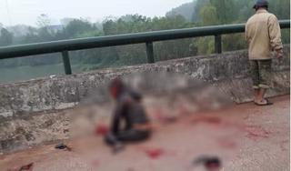 Bắt được nghi phạm chém dã man người phụ nữ trên cầu ở Thái Nguyên