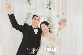 Cầu thủ Đỗ Duy Mạnh tung hình ảnh cưới đẹp lung linh, tiết lộ về ngày trọng đại