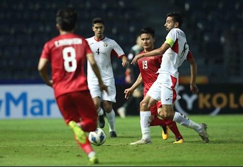 U23 Việt Nam để Jordan cầm hòa đáng tiếc
