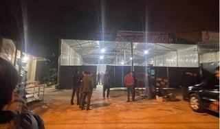 Nổ súng ở Lạng Sơn, 2 người tử vong, 5 người bị thương nặng