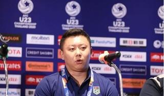 HLV U23 Triều Tiên quyết không 'nương tay' với U23 Việt Nam